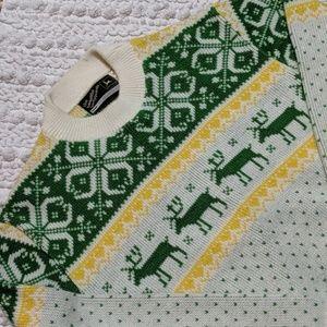 Vintage John Deere Holiday Sweater